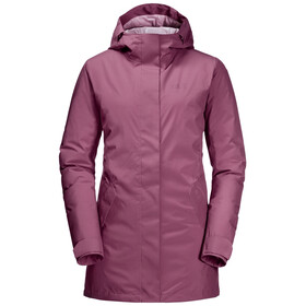 Jack Wolfskin Cold Bay Jacket Women, violet quartz